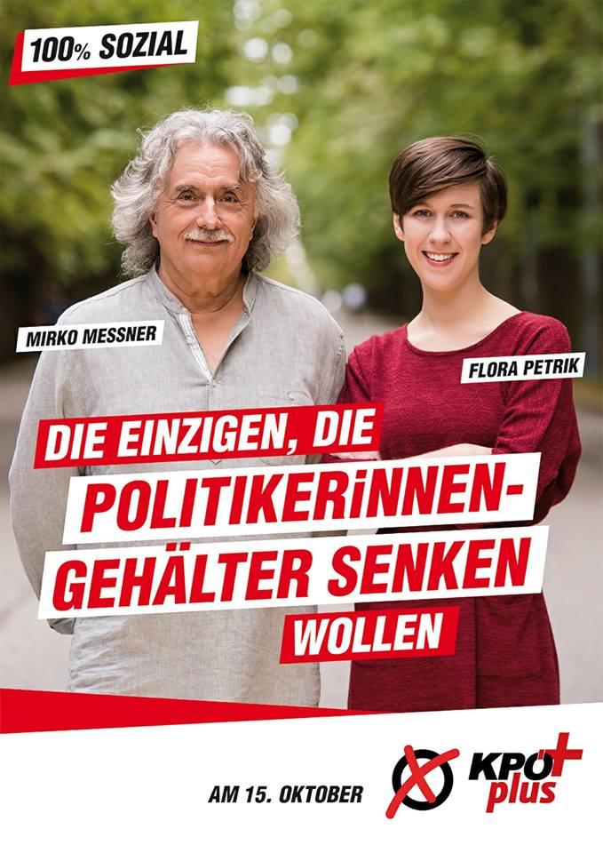 Plakat PolitikerInnengehälter (A0, A1, A3)