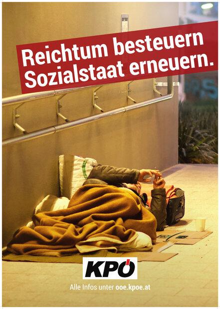 Reichtum besteuern, Sozialstaat erneuern