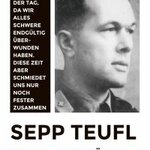 Sepp Teufl. Widerstandskämpfer.