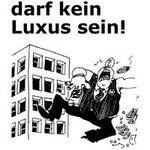 Wohnen darf kein Luxus sein! Die Wohnungsbroschüre der Linzer KPÖ.