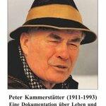 Peter Kammerstätter (1911-1993). Eine Dokumentation über Leben und Werk des Antifaschisten und Historikers der oö Arbeiterbewegung.