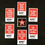 Diverse Sticker/Aufkleber