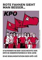 Broschüre 100 Jahre KPÖ in Oberösterreich