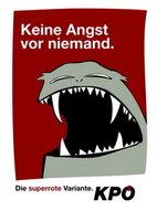 Postkarte Keine Angst
